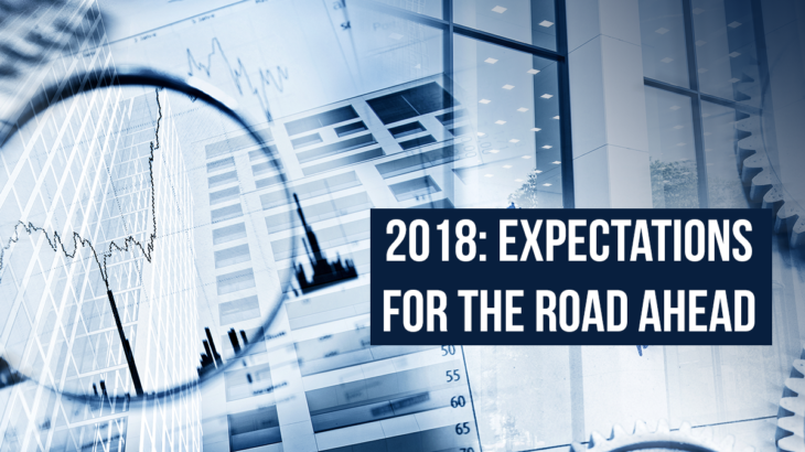2018: Expectations for The Road Ahead