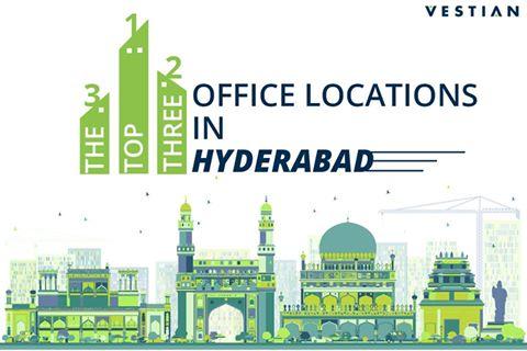 Office Locations in Hyderabad   Vestian