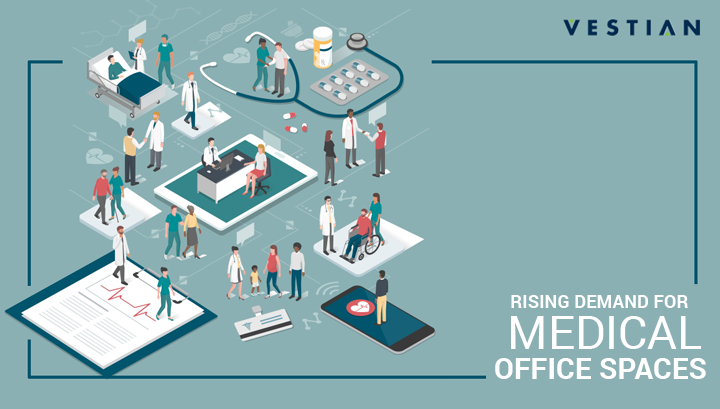 Rising Demand For Medical Office Spaces | Vestian