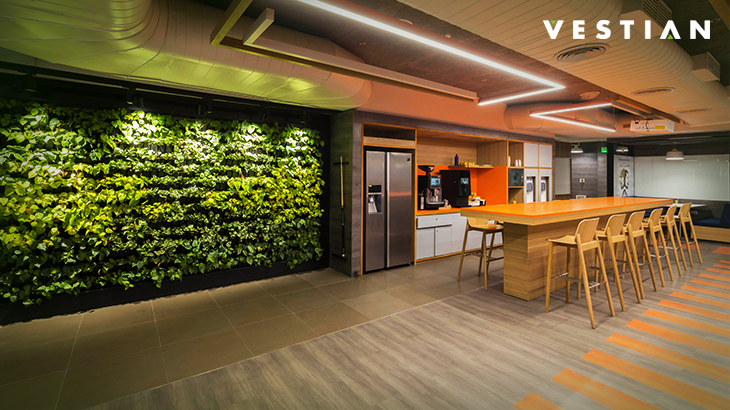 Green Office Spaces Not Just a Trend