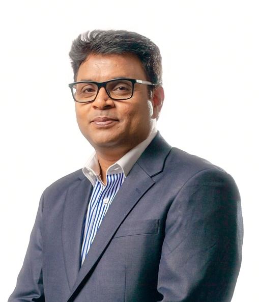 Shrinivas Rao, CEO-APAC, Vestian-