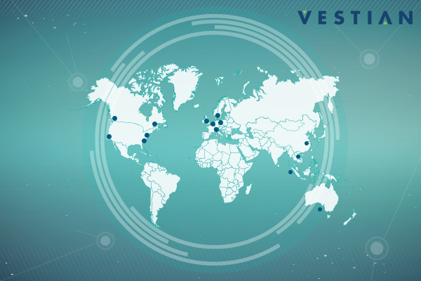 Smart Cities across the globe   Vestian