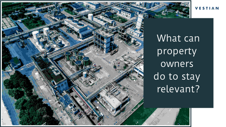 What can property owners do to stay relevant and beat obsolescence?
