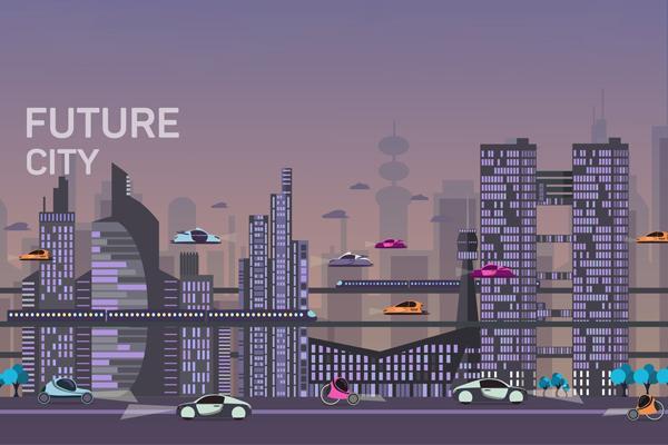 Future City | Vestian