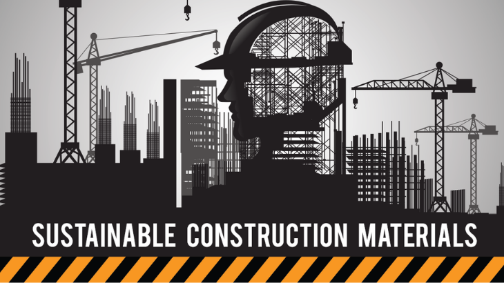 Sustainable Construction Material for New Age Developments