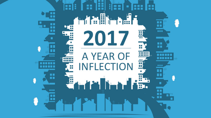 2017 A year of inflection