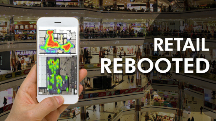 Retail Rebooted – Evolution of Shopping Mall Technology