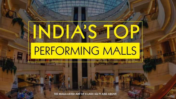 Top Performing Malls in India