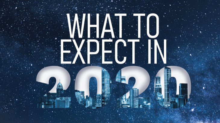 2020 Expectations for The Road Ahead