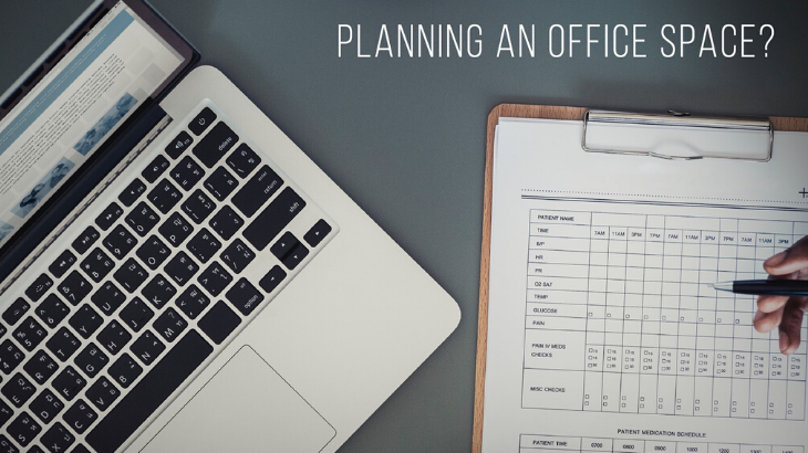 Questions to ponder upon while planning an Office Space.