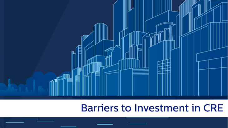 Barriers to CRE Investment