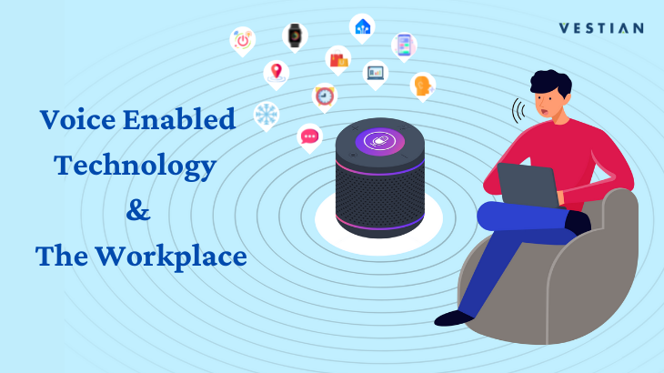 Navigating work with Voice-enabled technology