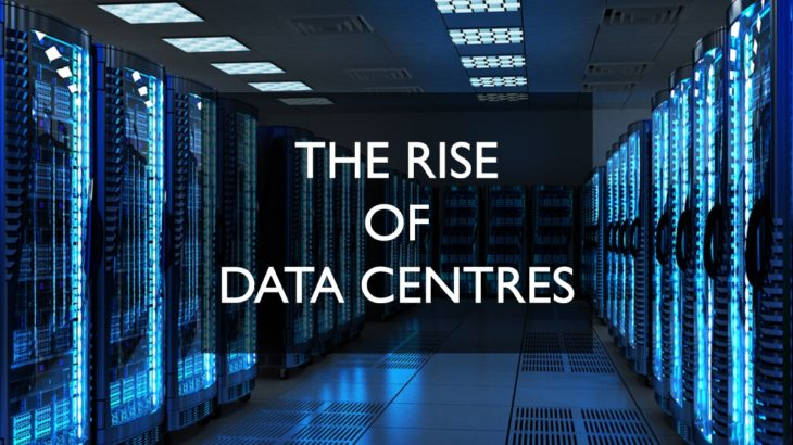 The Rise of Data Centers