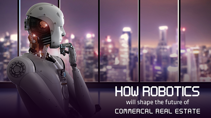 Robotics & Cognitive Automation in Real Estate