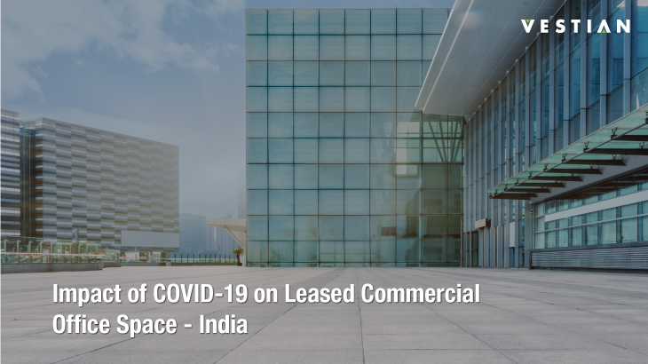 Impact Of Covid-19 On Leased Commerical Office Space - India