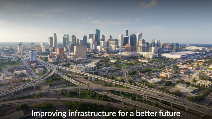 Improving Infrastructure For a Batter Future